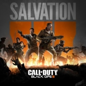 Call of Duty Black Ops 3 Salvation DLC
