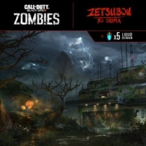 Call of Duty Black Ops 3 Zetsubou No Shima Zombies Map