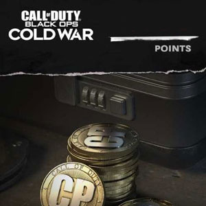 Call of Duty Black Ops Cold War Points