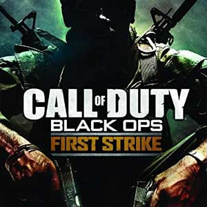 Call of Duty Black Ops First Strike Content Pack