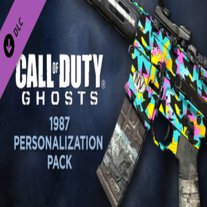 Call of Duty Ghosts 1987 Pack
