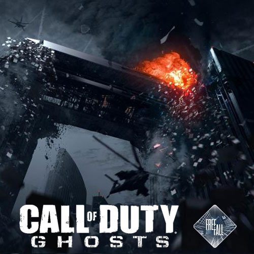 Buy Call of Duty Ghosts Free Fall DLC CD KEY Compare Prices