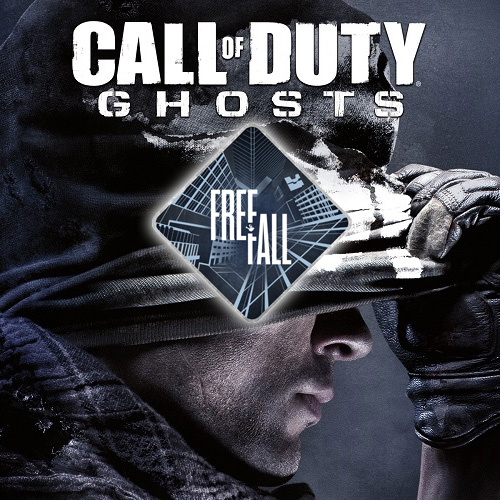 Call of Duty Ghosts Free fall Map