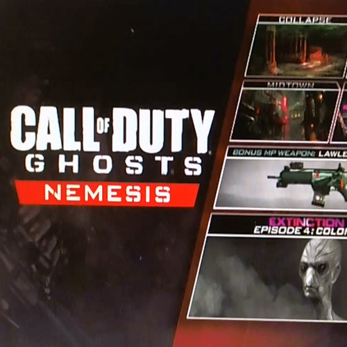 Buy Call of Duty Ghosts Nemesis CD Key Compare Prices