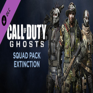 Call of Duty Ghosts Squad Pack Extinction