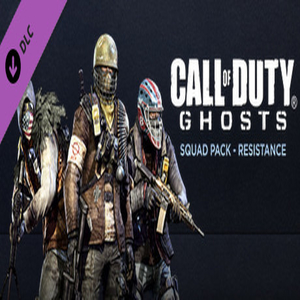 Call of Duty Ghosts Squad Pack Resistance