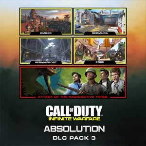 Call of Duty Infinite Warfare Absolution DLC 3