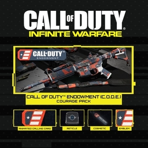 Call of Duty Infinite Warfare C.O.D.E. Courage Pack