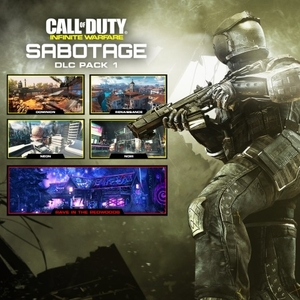Call of Duty Infinite Warfare DLC1 Sabotage