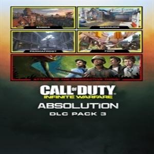 Call of Duty Infinite Warfare DLC 3 Absolution
