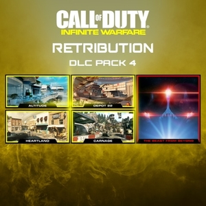 Buy Call of Duty Infinite Warfare DLC4 Retribution PS4 Compare Prices
