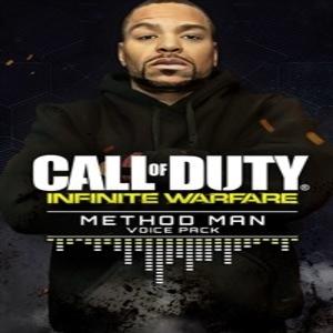 Call of Duty Infinite Warfare Method Man VO Pack