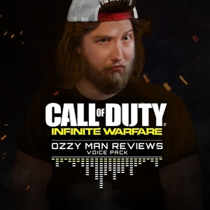 Call of Duty Infinite Warfare Ozzy Man Reviews VO Pack