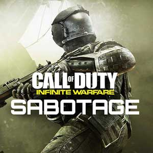 Buy Call of Duty Infinite Warfare Sabotage DLC 1 PS4 Game Code Compare Prices