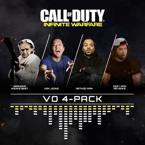 Call of Duty Infinite Warfare VO 4-Pack