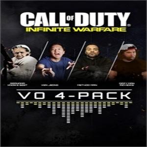 Call of Duty Infinite Warfare VO 4 Pack
