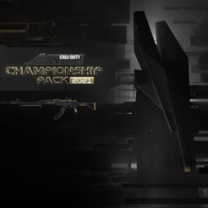 Call of Duty League Champs 2021 Pack