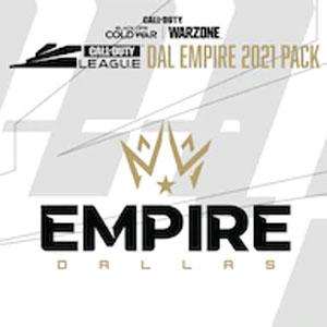 Call of Duty League Dallas Empire Pack 2021