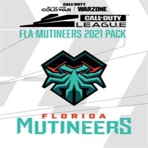 Call of Duty League Florida Mutineers Pack 2021