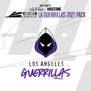 Buy Call of Duty League LA Guerrillas Pack 2021 PS4 Compare Prices