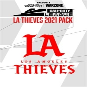 Call of Duty League LA Thieves Pack 2021