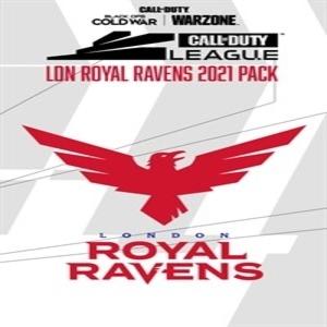 Call of Duty League London Royal Ravens Pack 2021