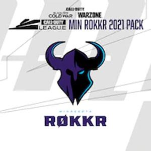 Call of Duty League Minnesota Rokkr Pack 2021