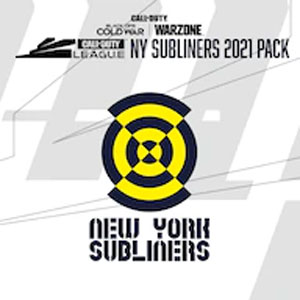 Call of Duty League New York Subliners Pack 2021