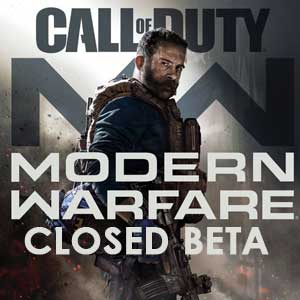 Call of Duty Modern Warfare Closed Beta