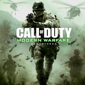Buy Call of Duty Modern Warfare Remastered CD Key Compare Prices