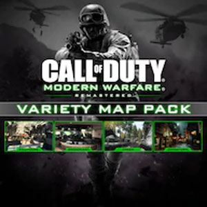 Call of Duty MWR Variety Map Pack