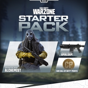Call of Duty Warzone Starter Pack