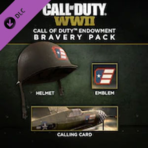 Call of Duty WW2 Call of Duty Endowment Bravery Pack