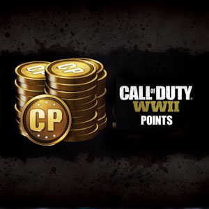 Call of Duty WW2 Points