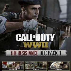 Call of Duty WW2 The Resistance DLC Pack 1