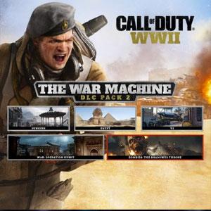 Call of Duty WW2 The War Machine DLC Pack 2