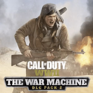 Buy Call of Duty WW2 The War Machine DLC-Pack 2 PS4 Compare Prices