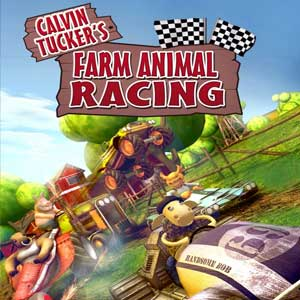 Buy Calvin Tuckers Farm Animal Racing CD Key Compare Prices