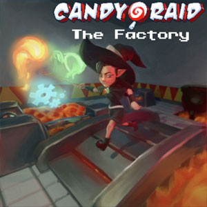 Candy Raid The Factory