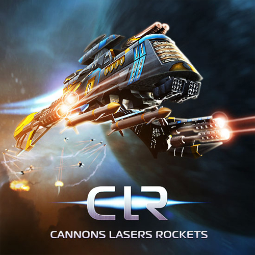 Cannons Lasers Rockets