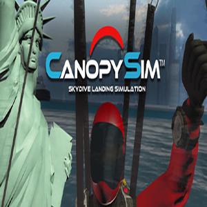 CanopySim Skydive Landing Simulator VR