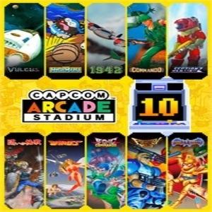 Capcom Arcade Stadium Pack 1 Dawn of the Arcade