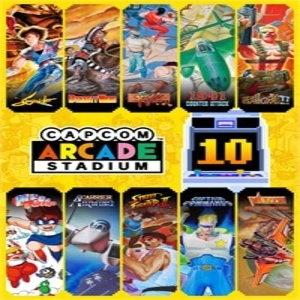 Capcom Arcade Stadium Pack 2 Arcade Revolution