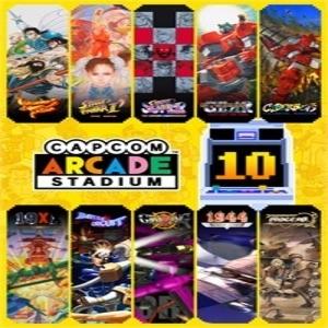 Capcom Arcade Stadium Pack 3 Arcade Evolution