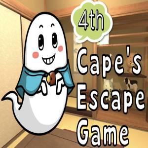 Cape's Escape Game 4th Room