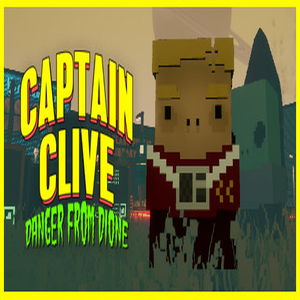 Captain Clive Danger From Dione