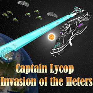 Captain Lycop Invasion of the Heters