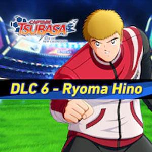 Captain Tsubasa Rise of New Champions Ryoma Hino