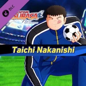 Captain Tsubasa Rise of New Champions Taichi Nakanishi