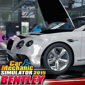 Car Mechanic Simulator 2015 Bentley